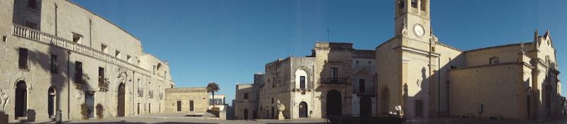 Specchia Lecce