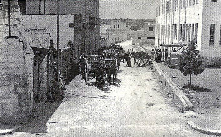 Foto antica di Presicce