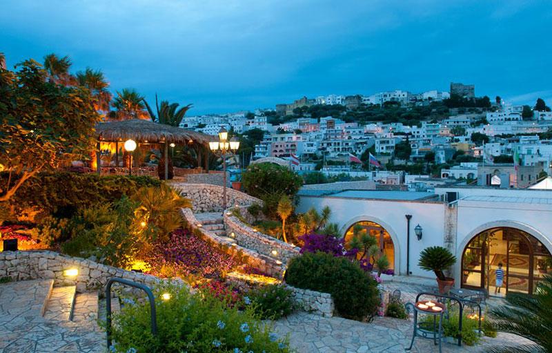 Hotel Panoramico Castro