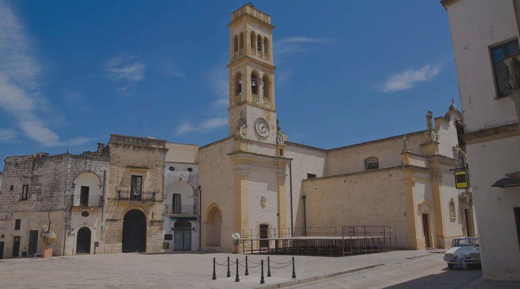 Specchia Salento Lecce