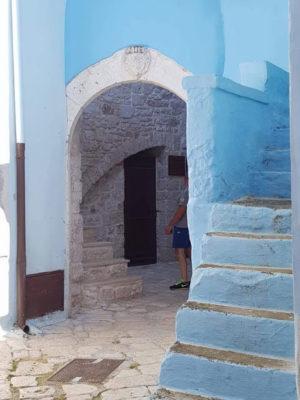 Casa Massima città azzurra Puglia