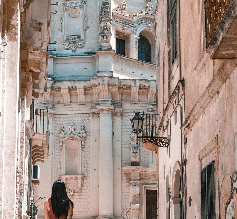 Chiesa barocca Lecce