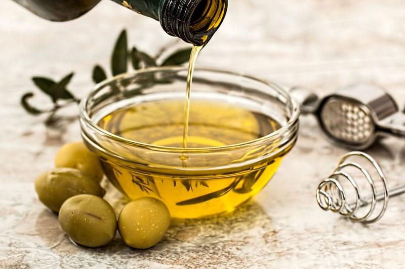 olio d'oliva pugliese