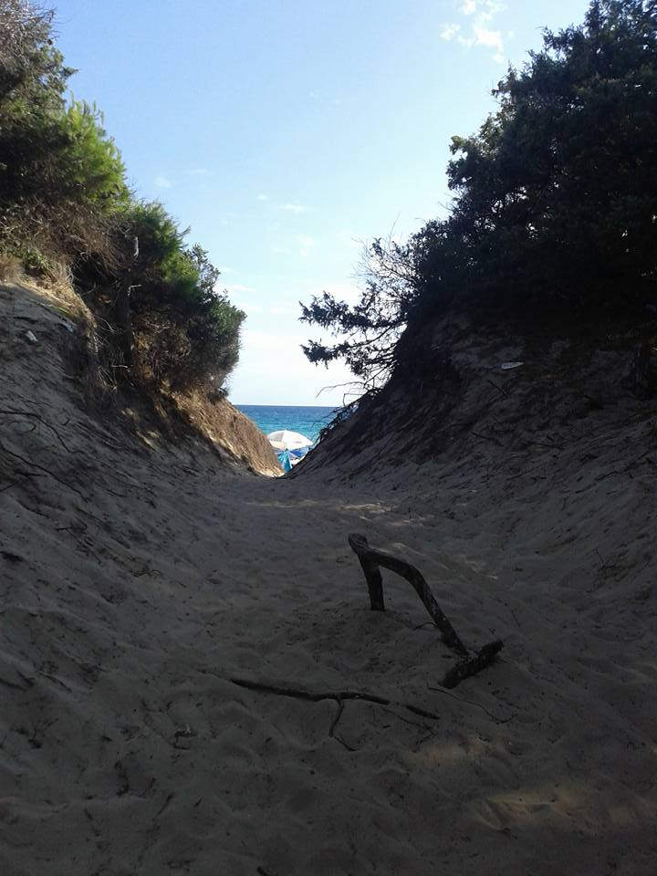 spiaggia punta prosciutto Salento